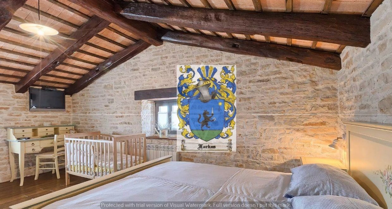 Stone villas for sale Istria, Farkaš, stone villa near Rovinj, 12