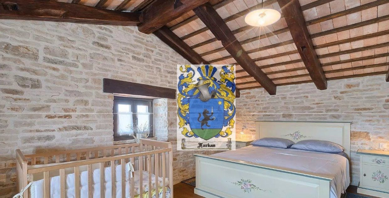 Stone villas for sale Istria, Farkaš, stone villa near Rovinj, 16