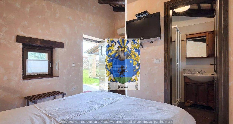 Stone villas for sale Istria, Farkaš, stone villa near Rovinj, 19