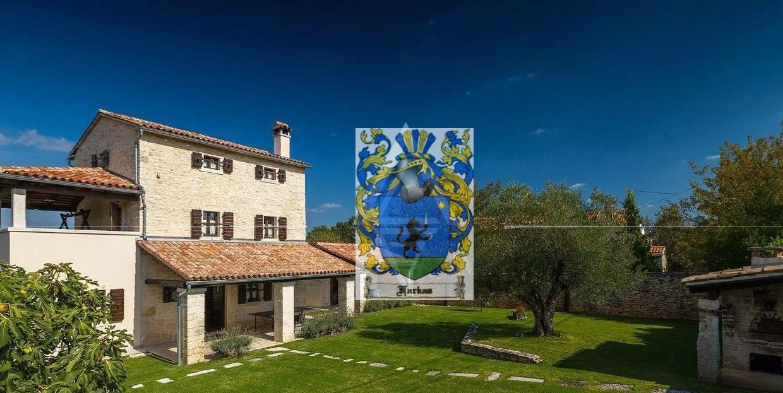 Stone villas for sale Istria, Farkaš, stone villa near Rovinj