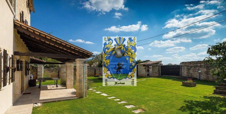 Stone villas for sale Istria, Farkaš, stone villa near Rovinj, 7